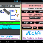 Make your own android Bluecontrol App without codding
