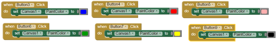 Make your own android paint app using mit app inventor
