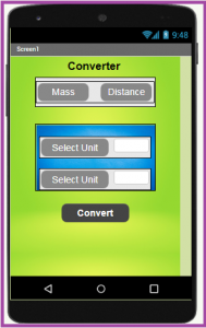 Build your own Converter App using mit app inventor